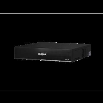 Интеллектуальный IP Видеорегистратор Dahua DHI-NVR4832-I 32-х канальный 4K, до 12Мп, 8 HDD до 8Тб, HDMI, VGA, 2 порта USB2.0, 1 порт USB3.0