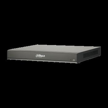 IP Видеорегистратор Dahua DHI-NVR5216-16P-I 16-и канальный 4K, 16 PoE портов, до 16Мп, 2 HDD до 8Тб, HDMI, VGA, 1 порт USB2.0, 1 порт USB3.0