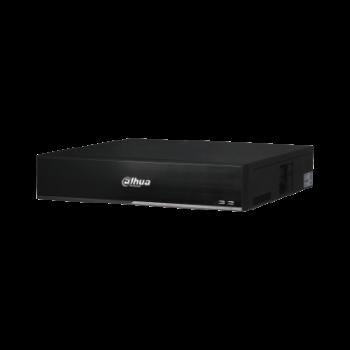 IP Видеорегистратор Dahua DHI-NVR5864-I 64-х канальный 4K, до 16Мп, 8 HDD до 8Тб, 2 HDMI, VGA, 2 порта USB2.0, 2 порта USB3.0