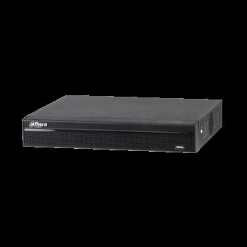 16-канальный видеорегистратор DHI-XVR4116HS-S2: 1080N(12к/с)/720p(15к/с), HDCVI+AHD+TVI+IP+PAL960H, 1xHDD до 8Тб, аудио вх./вых
