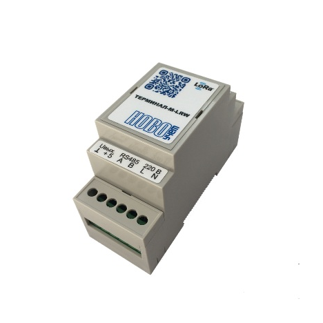 Контроллер RS-485/CAN ТЕРМИНАЛ-М-LRW (НОВОУЧЕТ)