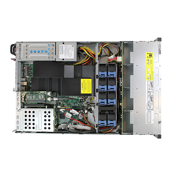 Сервер HP ProLiant DL180 G6, 2 процессора Intel Quad-Core L5520 2.26GHz, 24GB DRAM