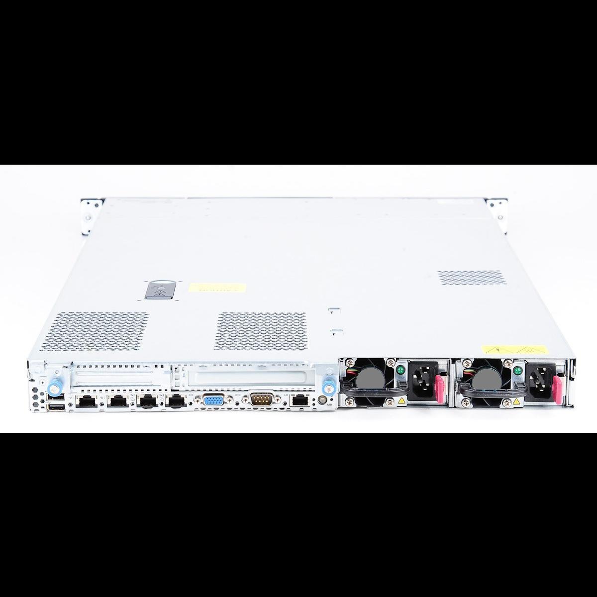 Сервер HP Proliant DL360 G7, 1 процессор Intel Xeon 6С X5670 2.93GHz, 16GB DRAM