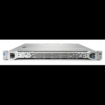 Сервер HP Proliant DL360 Gen9, 1 процессор Intel Xeon 8C E5-2630v3, 16GB DRAM, 8SFF, P440AR/2GB FBWC