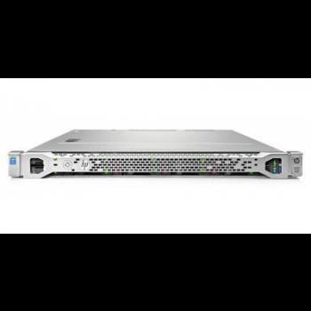 Сервер HP Proliant DL360 Gen9, 2 процессора Intel Xeon 8C E5-2620v4 2.10GHz/20MB, 32GB DRAM, 8SFF, P440ar/2GB FBWC