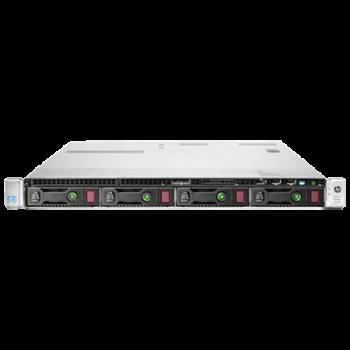 Сервер HP Proliant DL360e Gen8, 1 процессор Intel Xeon 8C E5-2450L 1.8 GHz, 12GB DRAM