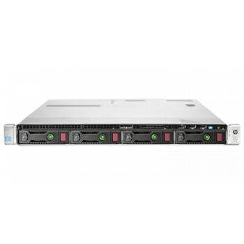 Сервер HP Proliant DL360e Gen8, 1 процессор Intel Xeon 8C E5-2450L 1.8 GHz, 12GB DRAM