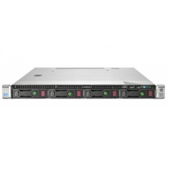 Сервер HP Proliant DL360p Gen8, 2 процессора Intel Xeon 8C E5-2670, 64GB DRAM, 4LFF, P420i/1GB FBWC