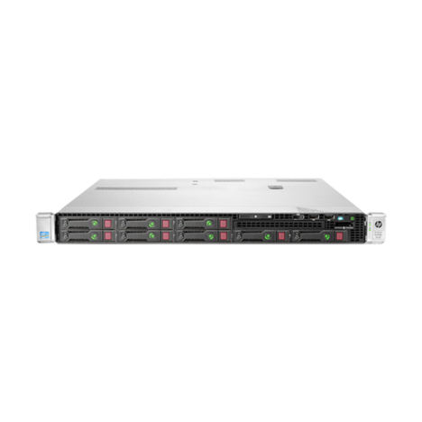 Сервер HP Proliant DL360p Gen8, процессор Intel Xeon 6C E5-2630v2 2.60GHz, 8GB DDR3 DRAM, 8SFF, P420i/1GB FBWC