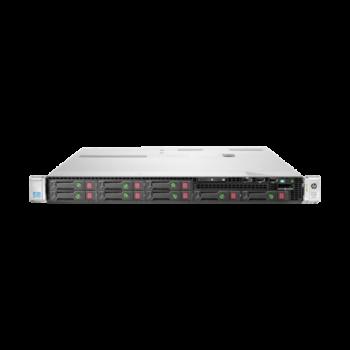 Сервер HP Proliant DL360p Gen8, процессор Intel Xeon 10C E5-2680v2, 32GB DRAM, 8SFF, P420i/1GB FBWC