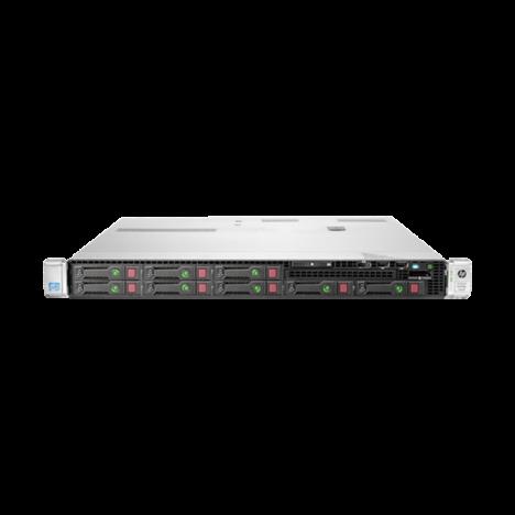 Сервер HP Proliant DL360p Gen8, процессор Intel Xeon 10C E5-2680v2 2.80GHz, 32GB DDR3 DRAM, 8SFF, P420i/1GB FBWC