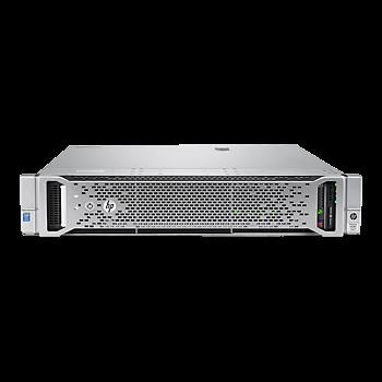 Сервер HP Proliant DL380 Gen9, 2 процессора Intel Xeon 12C E5-2678v3, 64GB DRAM, 8SFF, P440ar/2GB FBWC