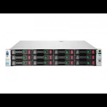 Сервер HP Proliant DL380p Gen8, 1 процессор Intel Xeon 10C E5-2680v2, 16GB DRAM, 12LFF, P420i/1GB FBWC