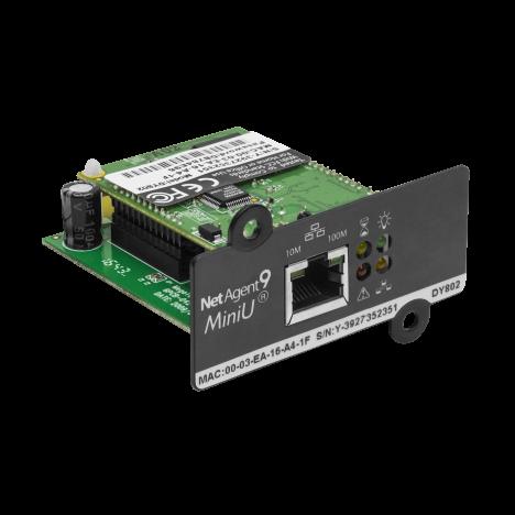 Модуль удаленного мониторинга SNMP DL802S для ИБП