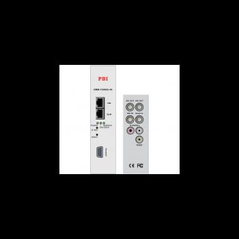 Модуль MPEG2 real-time encoder PBI DMM-1300EC-40 для цифровой ГС PBI DMM-1000 used