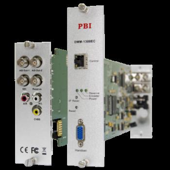 Модуль MPEG2 real-time encoder PBI DMM-1300EC для цифровой ГС PBI DMM-1000