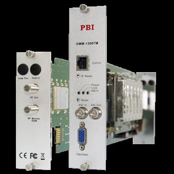 Модуль QAM модулятора PBI DMM-1300TM-AC для цифровой ГС PBI DMM-1000