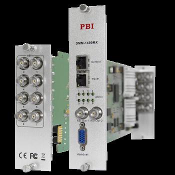 Модуль мультиплексора PBI DMM-1400MX-40 для цифровой ГС DMM-1000