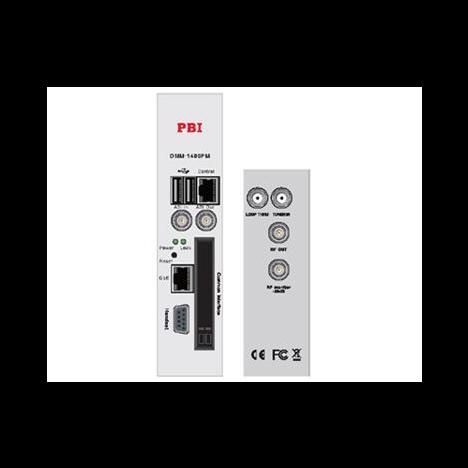 Модуль трансмодулятора QAM DMM-1400PM-S2C для цифровой ГС PBI DMM-1000
