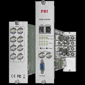 Модуль мультиплексора PBI DMM-2200MX для цифровой ГС DMM-1000