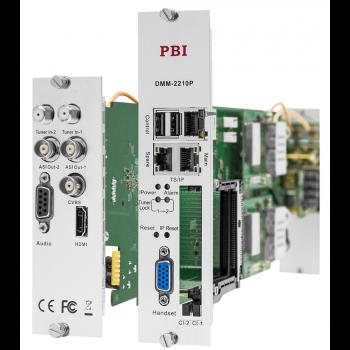 Модуль профессионального SD/HD приёмника PBI DMM-2210P-S2