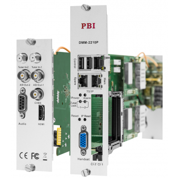 Модуль профессионального SD/HD приёмника PBI DMM-2210P-T/T2