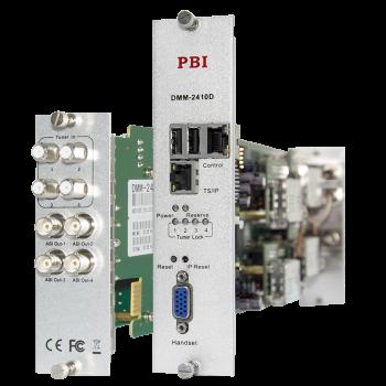 Модуль профессионального приёмника PBI DMM-2410D-S2 для цифровой ГС PBI DMM-1000