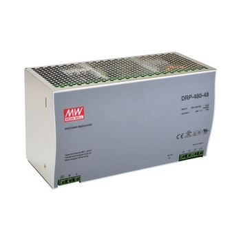 DRP-480-48 Блок питания на DIN-рейку, 48В, 10А, 480Вт Mean Well