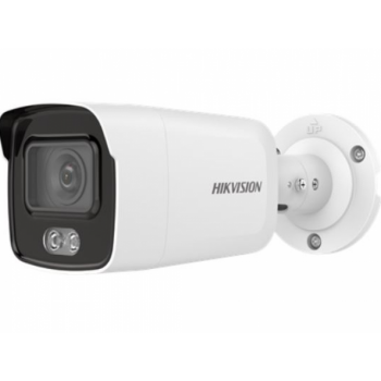 IP-камера Hikvision DS-2CD2047G1-L (2.8mm), 4Мп, объектив 2.8мм, DC12В/PoE, WDR 120дБ, ИК до 30м, IP67