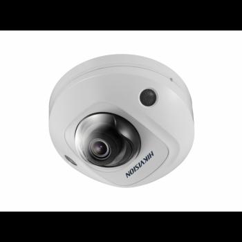 Уличная компактная IP-камера DS-2CD2523G0-IS (4mm), 2Мп, 4мм, 12V/PoE, ИК-подсветка до 10м, microSD до 128Гб, WDR 120дБ