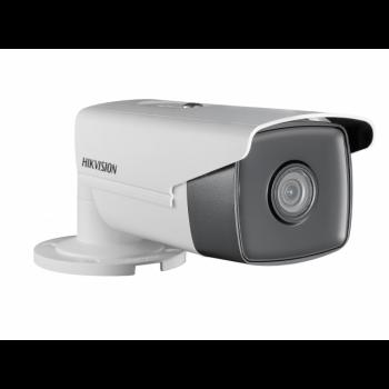 IP-камера Hikvision DS-2CD2T43G0-I8 (2.8mm), 4Мп, объектив 2.8мм, DC12В/PoE, WDR 120дБ, ИК до 80м, IP67
