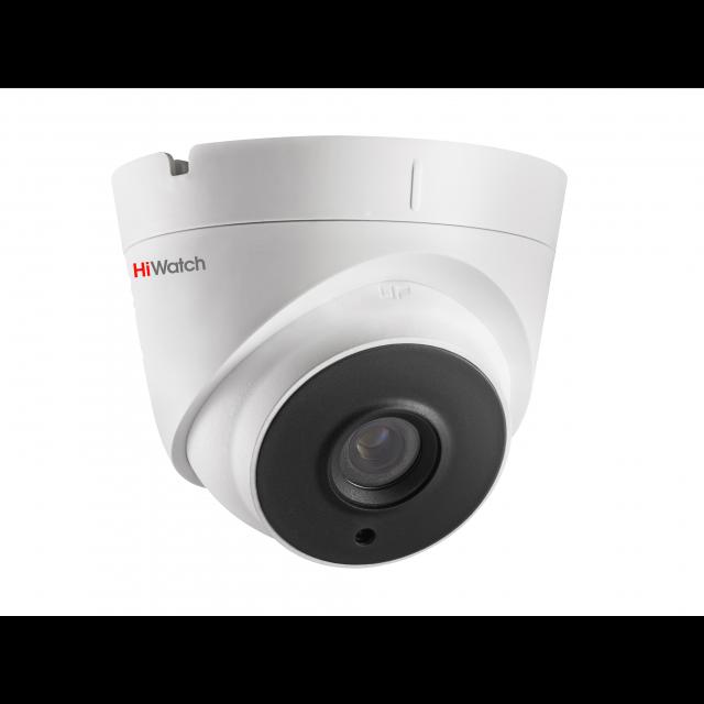 Уличная IP-камера DS-I203 (C) (2.8mm), 2Мп, фикс. объектив 2.8мм, ИК до 30м, DWDR, DC12В/PoE, IP67
