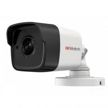 Уличная цилиндрическая IP-камера DS-I250 (2.8mm), 2Мп, фикс. объектив 2.8мм, ИК до 30м, DWDR, DC12В/PoE, IP67