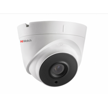 Уличная IP-камера DS-I253M (2.8mm), 2Мп, фикс. объектив 2.8мм, ИК до 30м, DWDR, DC12В/PoE, IP66, встр. микр.