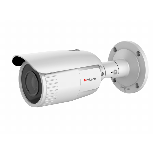 Уличная цилиндрическая IP-камера DS-I256 (2.8-12mm), вариообъектив 2.8-12мм, ИК до 30м, DWDR, microSD до 128Гб, IP67
