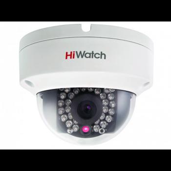 Миникупольная IP-камера DS-N211, 1.3Мп, 4мм, 12V/PoE, ИК подсветка до 15м.