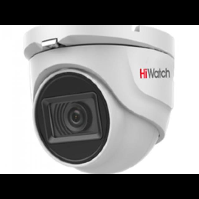 HD-TVI камера купольная 2Мп HiWatch DS-T203A (3.6 mm)