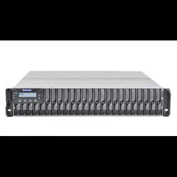 Система хранения данных Infortrend DS3024RUB-C Gen2 (2xCtrl, до 24xHDD, 2xSAS12G внеш. порт, 2x4GB, 8x1G портов iSCSI)