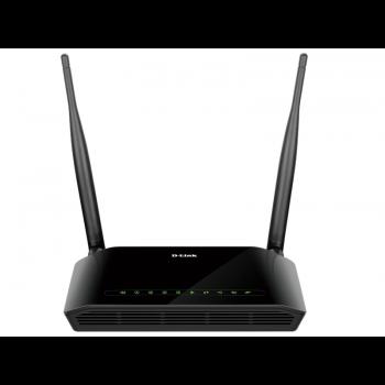 Беспроводной маршрутизатор ADSL2+ DSL-2750U/R1A