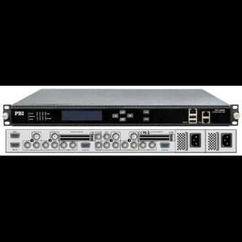 Приемник цифровой 4-х тюнерный DVB-S/S2 PBI DXP-3400PA-S2