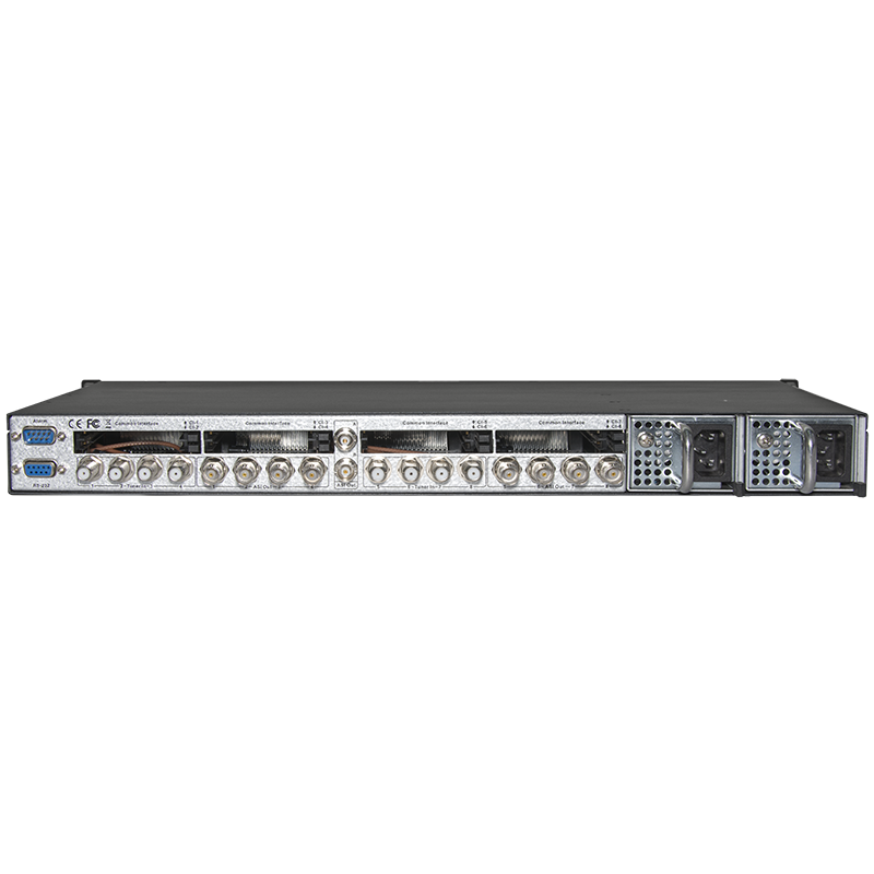 Приемник цифровой SD/HD 8-и тюнерный DVB-S/S2 PBI DXP-3800D