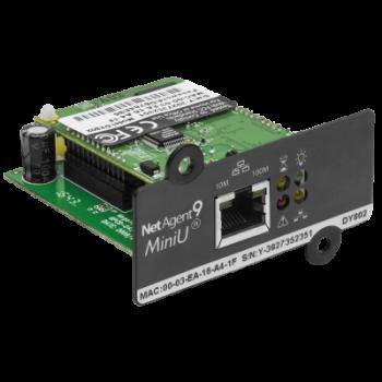 Модуль удаленного мониторинга SNMP DY 802 для ИБП