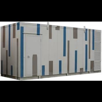 Контейнерный ЦОД DataBox, мощность ИТ-нагрузки до 21кВт, 6x42U