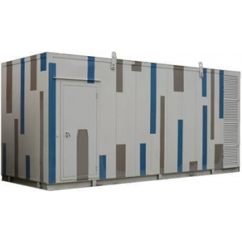 Контейнерный ЦОД DataBox, мощность ИТ-нагрузки до 24кВт, 6x42U