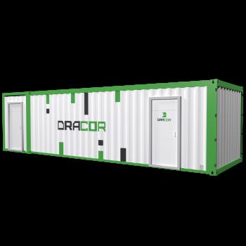 Контейнерный ЦОД DataBox, мощность ИТ-нагрузки до 42кВт, 7x42U