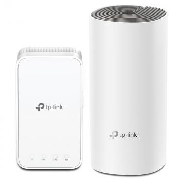 Комплект - Беспроводной маршрутизаитор AC1200 Домашняя Mesh Wi-Fi система Deco AC1200 (2 устройства)