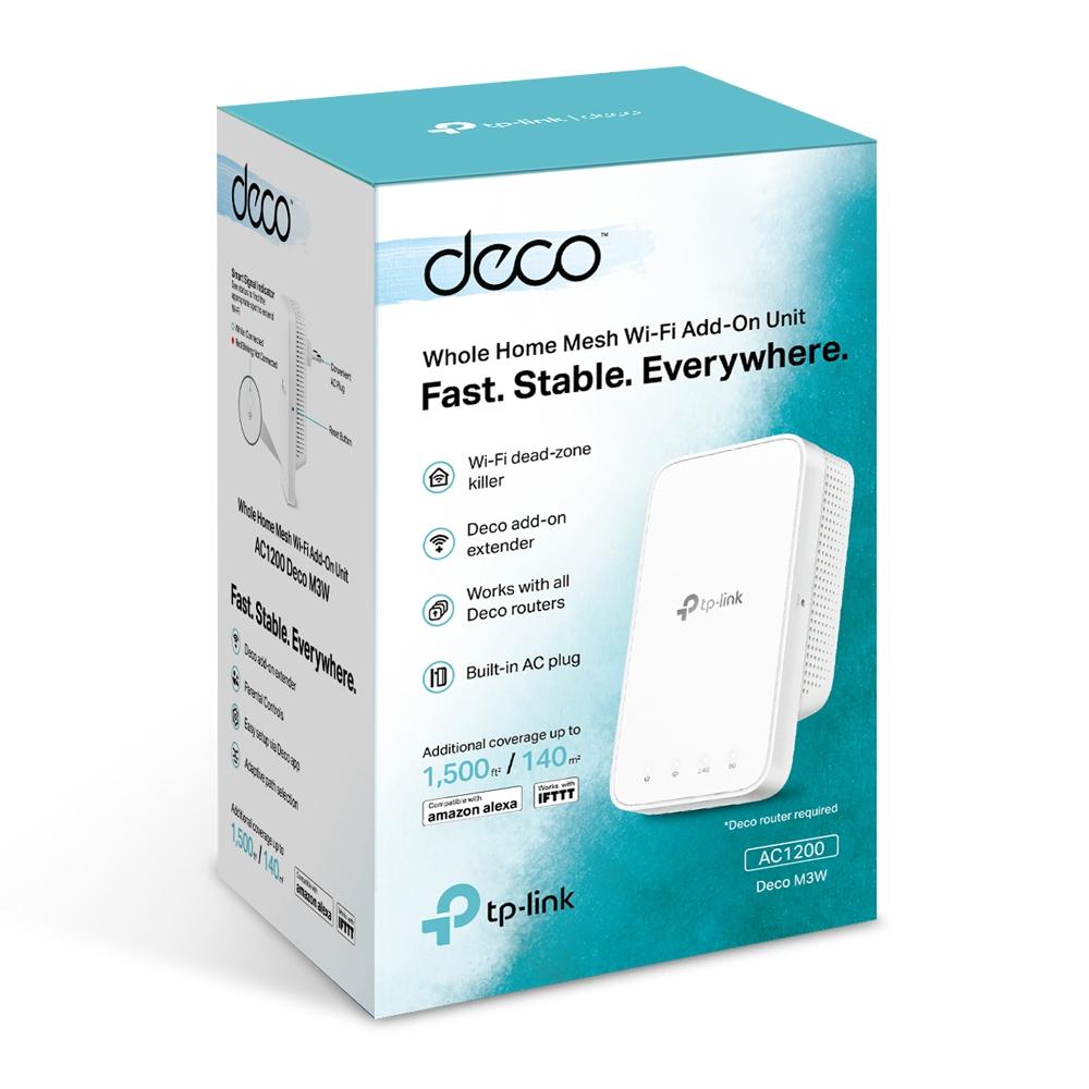 AC1200 Дополнительный модуль Mesh Wi-Fi для  модулей Deco