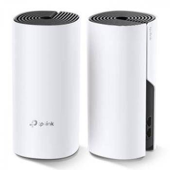 Комплект - Беспроводной маршрутизаитор AC1200 Домашняя Mesh Wi-Fi система Deco M4 (2 устройства)