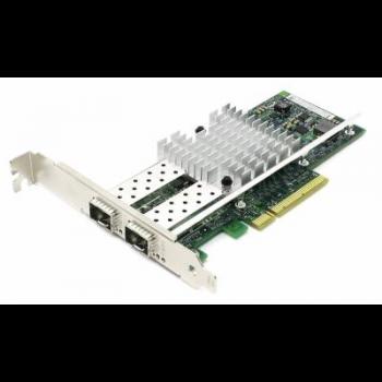 Сетевая карта Intel X520-DA2 (SFP+, 10GBase-X, 2 ports, Low-profile)