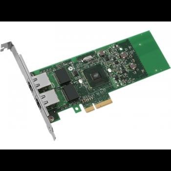 Сетевая карта Intel E1G42ET, 2 порта 10/100/1000BaseT